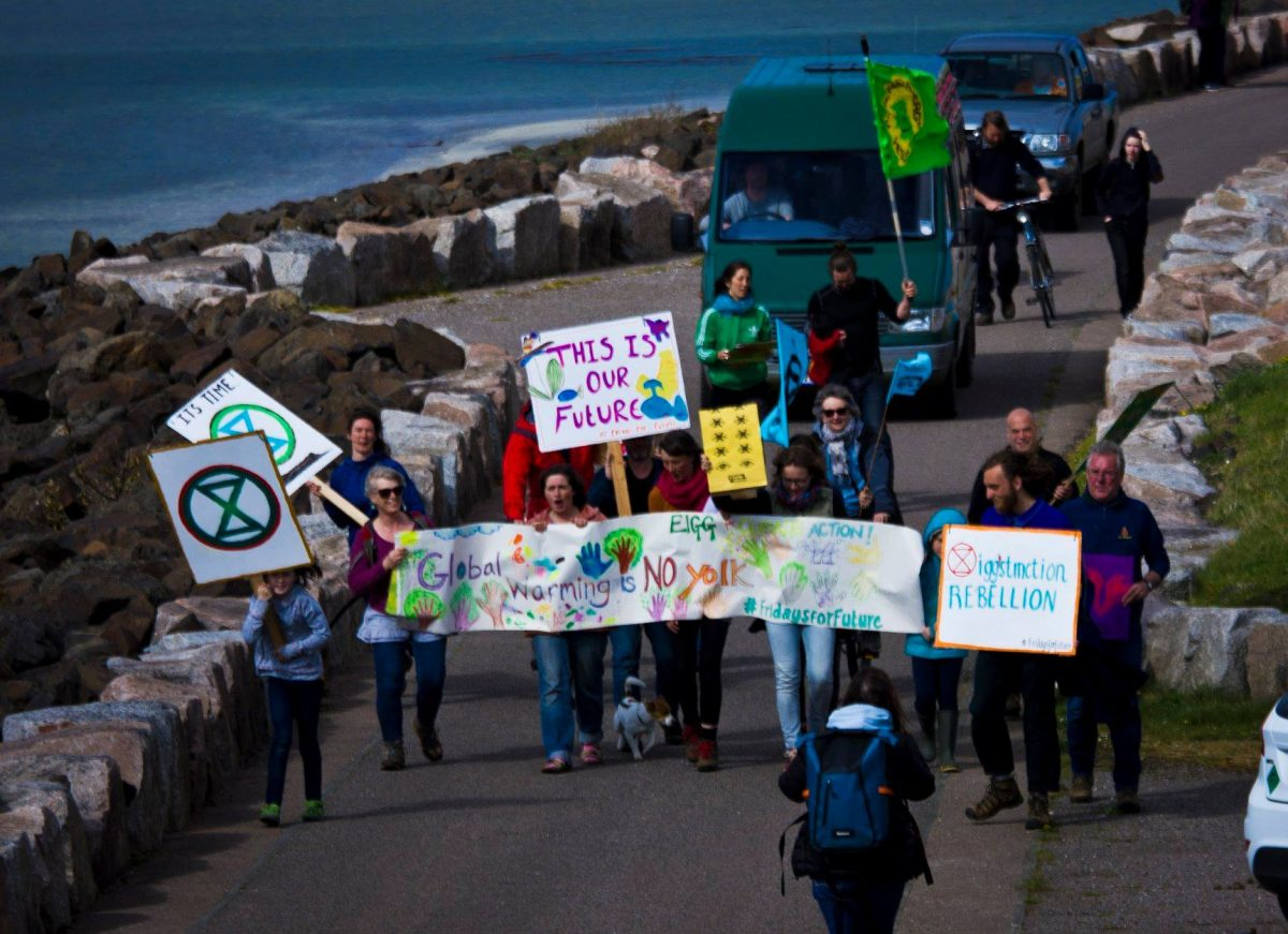 The Isle of Eigg Residents Association declares a Climate and Ecological Emergency