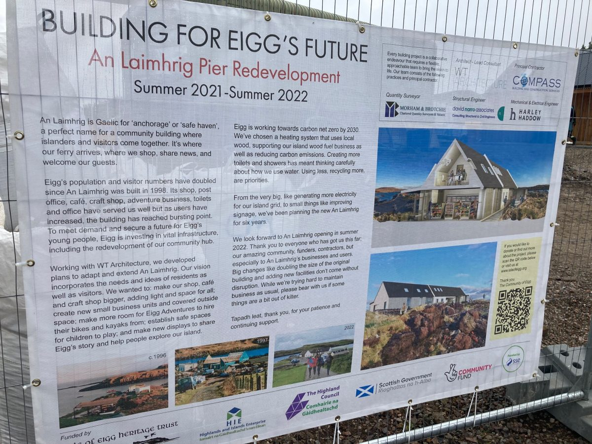 Summer over, let the big build begin!